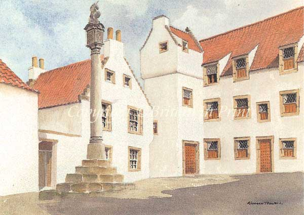 The Study Culross