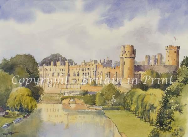Warwick Castle – Britain In Print